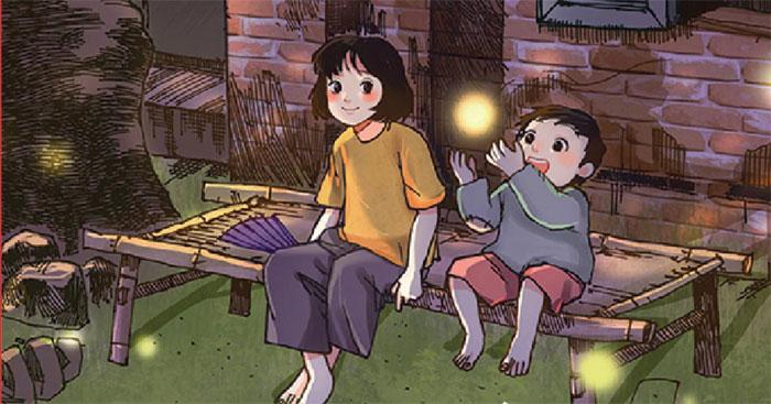 Tác phẩm Hai đứa trẻ của Thạch Lam