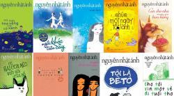 Top những cuốn sách hay nhất của nhà văn Nguyễn Nhật Ánh