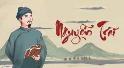 Những tác phẩm văn học nổi tiếng của nhà văn Nguyễn Trãi