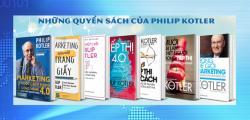 Những cuốn sách hay về marketing của Philip Kotler nên đọc