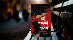Review sách Kẻ trộm sách - Markus Zusak