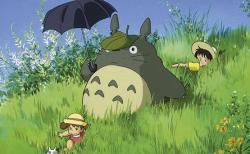 Review phim Hàng xóm của tôi là Totoro