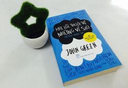 Review sách Khi lỗi thuộc về những vì sao - Jonh Green