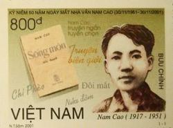 Tiểu sử cuộc đời và sự nghiệp sáng tác của nhà văn Nam Cao