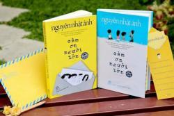 Review sách Cảm ơn người lớn - Bài học về sự bao dung