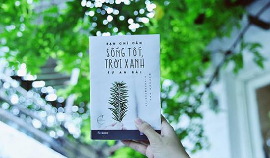 Review sách Bạn chỉ cần sống tốt, trời xanh tự an bài - Kotoha Yao